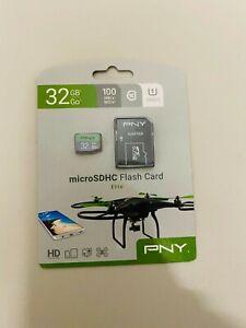 PNY 32GB Prime MicroSD Card