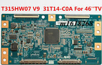 NEW AUO T-Con Board T315HW07 V9 CTRL BD 31T14-C0A  SONY Samsung vizio For 46''TV