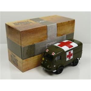 Direkt 1/43 Scale - Renault R 2087  Military Ambulance Diecast , 1/43 Atlas Edit