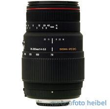 Sigma 4-5,6/70-300mm APO DG MAKRO Canon EOS EOS 60D 650D 700D 750D 1200D 1100D