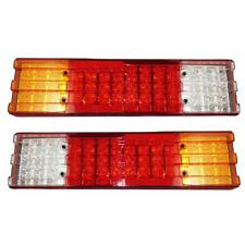 Pair Of Mercedes Atego Sprinter Chassis Cab Rear Tail led Lights Lamps L & R 12V