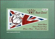 Royale Antenna Pennant Flag - BRITISH BULLDOG UNION JACK - FP1.0213
