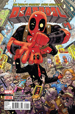 Marvel Comics Deadpool Issue #1 Merc with the Mouth 1st Print Bagged & Boarded