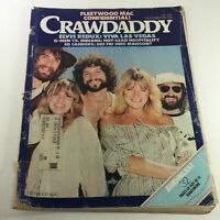 VTG Crawdaddy Magazine: November 1976 - Fleet Wood Mac Cover