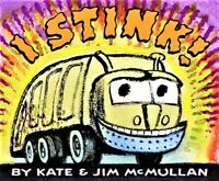I STINK! Kate McMullan BRAND NEW BOOK Gift Quality EBAY's BEST PRICE!