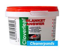 200G CLOVERLEAF BLANKET ANSWER