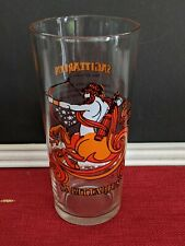 Sagittarius Arby's Collectors Glass