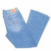 Levi's Levis Jeans 529 W34 L32 blau stonewashed 34/32 Bootcut -JA9685
