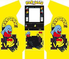 """Pac-Man """"Old School"""" - Kit de restauration pour borne d'arcade type Jeutel"""