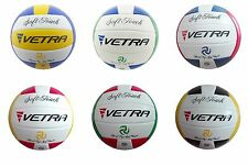 Vetra Volleyball Soft Touch Olympic Volley Ball Official Outdoor Indoor Beach