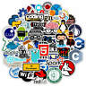NEW HOTSALE 50 PCS PROGRAMMING STICKERS FOR LAPTOPS COMPUTERS AND MOBILE PHONES