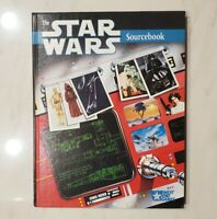 1987 West End Games STAR WARS Sourcebook Role Playing Games