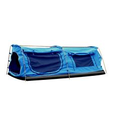 Mountviewe Dome Camping Swag Swags Mattress Canvas Tent Kings Hiking Daddy Bags
