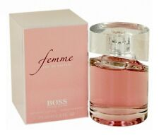 Boss Femme By Hugo Boss Women 2.5 oz 75 ml Eau De Parfum Spray Box Sealed