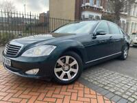 Mercedes S class, S320L, New Face Lift Shape, 2006, Diesel, 1 Former Keeper, FSH