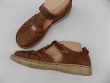 Josef Seibel Suede Leather Sandal AMANDA size 37 uk 4 RRP £69.99 Never used B20