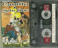 CAMILO & SPIN ONE Underground Funk 1997 Cassette Mixed Tape RARE NYC Hip Hop Rap