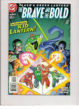 Dc Comics Flash And Green Lantern The Brave And The Bold #2 Nov 1999 Nm