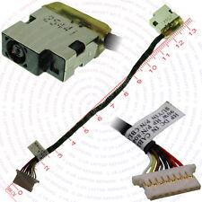 HP 804187-T17 Dc Jack Zócalo Puerto de alimentación con conector de Cable Arnés