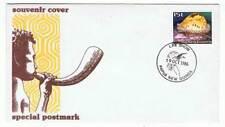 Sobre conmemorativo Papua New Guinea. Lae Show 19-10-1986