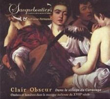 In the footsteps of Caravaggio (Clair Obscur: Dans le sillage du Caravaggio), Ad