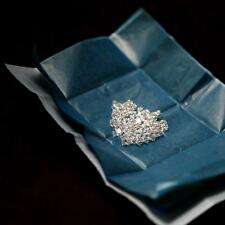 0.15 TCW NATURAL H/ SI LOOSE DIAMOND 15 PC LOT 0.01 CT EACH 18 NOV
