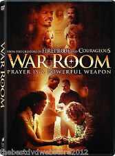 War Room( 2015) DVD FORMAT | From Creators Of Fireproof |NEW