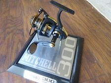 Mitchell 300 Limited Edition Collector Reel / Display Case ~ Reels Rods N Rust ®