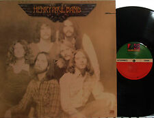 Henry Paul Band - Grey Ghost  (Atlantic 19232) ('79) (of The Outlaws)