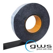 gws Butylband, doppelseitig klebend 40m 20mm / 2mm dick / schwarz