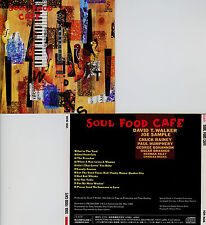 SOUL FOOD CAFE - DAVID T.WALKER , JOE SAMPLE , CHUCK RAINEY / VDR-1636 JAPAN