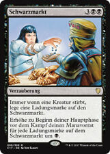 Schwarzmarkt (Black Market) Commander 2017 Magic