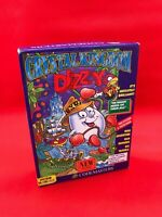 Sinclair ZX Spectrum Game - CRYSTAL KINGDOM DIZZY - CODEMASTERS - # Very Rare #