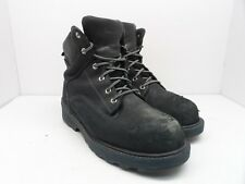 "Timberland PRO Men's 6"" Resistor CSA Safety Boot 92692 Black Size 9 Wide"