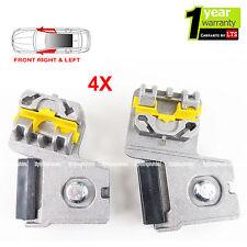 GOLF MK4 Lève-vitre Clips métalliques Kit de réparation AVANT DROIT & gauche