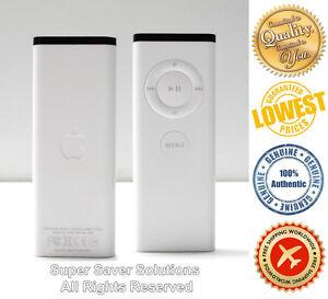HUGE SALE GENUINE Apple Remote A1156 1st 2nd 3rd iMac Mac Mini Macbook