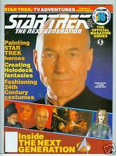 Star Trek the Next Generation Magazine #16 1991