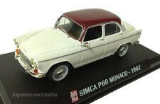 1/43 SIMCA P60 MONACO 1962 IXO AUTOPLUS MAQUETA COCHE ESCALA