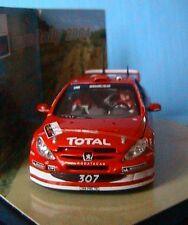 PEUGEOT 307 WRC #5 CYPRUS RALLY 2004 GRONHOLM RAUTIAINEN VITESSE 43027