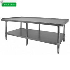 """All Stainless Steel Equipment Stand 30"""" x 60"""" x 24"""""""