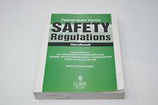 Federal Motor Carrier Safety Regulations Handbook (2018) J.J. Keller