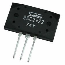 Sanken 2SC2922 Japan Transistor for  Audio NPN 180V 17A 200W hFE Rank Y 860310
