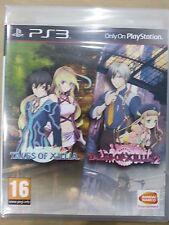 Tales of Xillia 1 + Tales of Xillia 2 Compilation NEW PS3