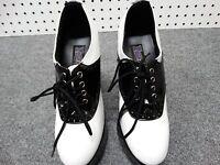 Funtasma Women's Shoes BLACK/WHITE Size: 6
