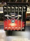 Star Trek Movies The Screen Voyages Paramount Pictures 1993 Sci-fi VHS Boxed Set