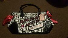 Anna Smith New York Leopard Print Bag