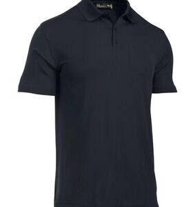 Under Armour 1279759 Men's Dark Navy UA Tactical Performance Polo Shirt, Medium
