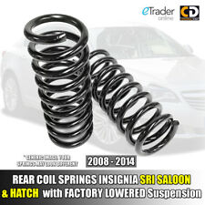 Fit with VAUXHALL INSIGNIA Rear coil spring RA7031 2.8L