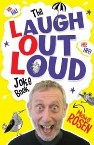 Michael Rosen Joke Book for Kids Children age 7-9 Paperback 300+ Jokes Riddles