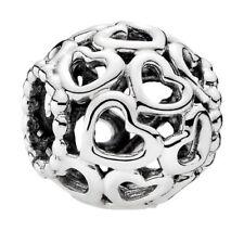 PANDORA 790964 Silber Charm Herzen